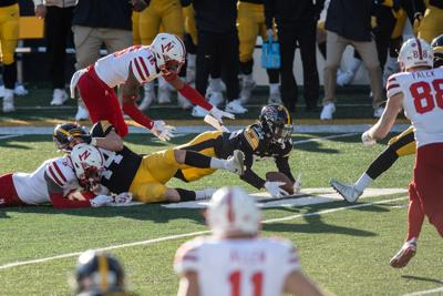 Nebraska Football vs. Iowa Photo No. 14
