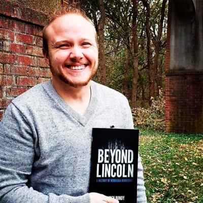 """""""Guide to Ghosts in Lincoln"""" Book"""