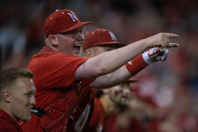 Nebraska Baseball v. Minnesota Photo 4
