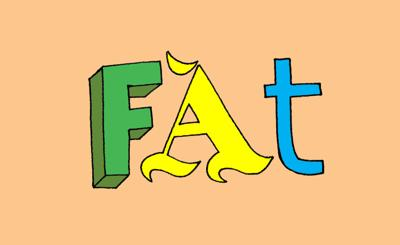 'Fat' is just a word, doesn't determine self-worth