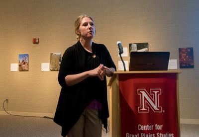 UNL professor leads talk on local human trafficking