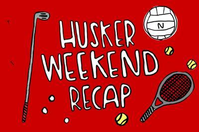 Husker Weekend Recap Art