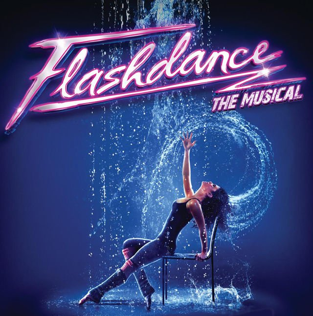 �flashdance the musical� brings �80s to lied center