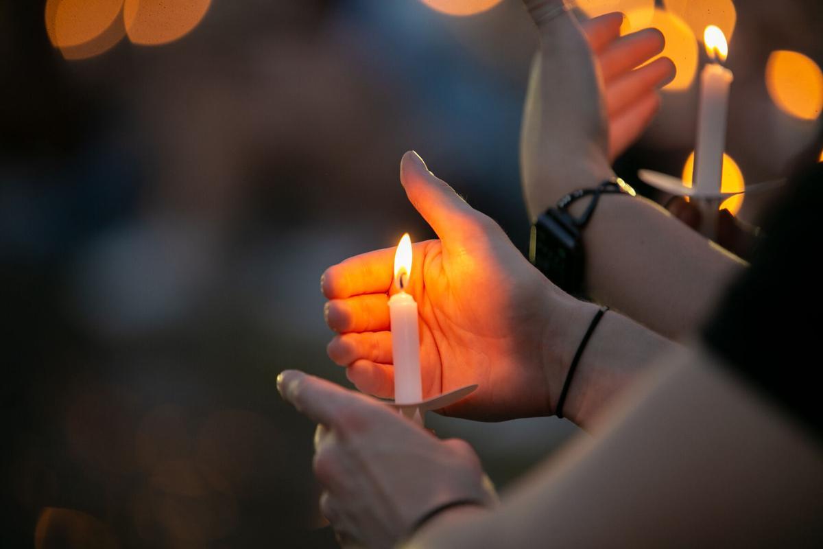 Candlelight Vigil Photo No.1