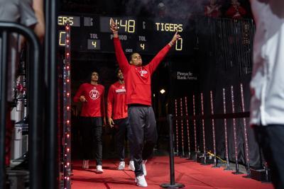 Nebraska Basketball vs. Doane Photo No.1