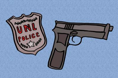 police Arms Liv Hines