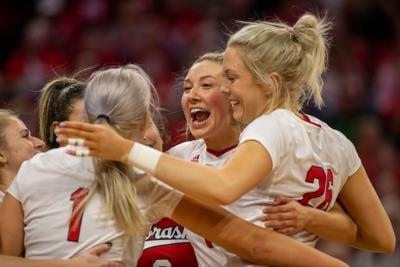 NCAA Volleyball Playoffs Photo No. 8