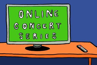 Online Concert Series