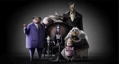"""""""The Addams Family"""" Courtesy Photo"""