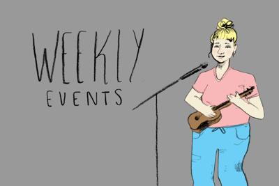 Weekly Events Art
