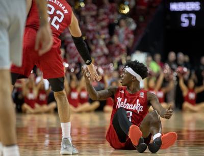 Nebraska Basketball vs. Northwestern Photo No. 3
