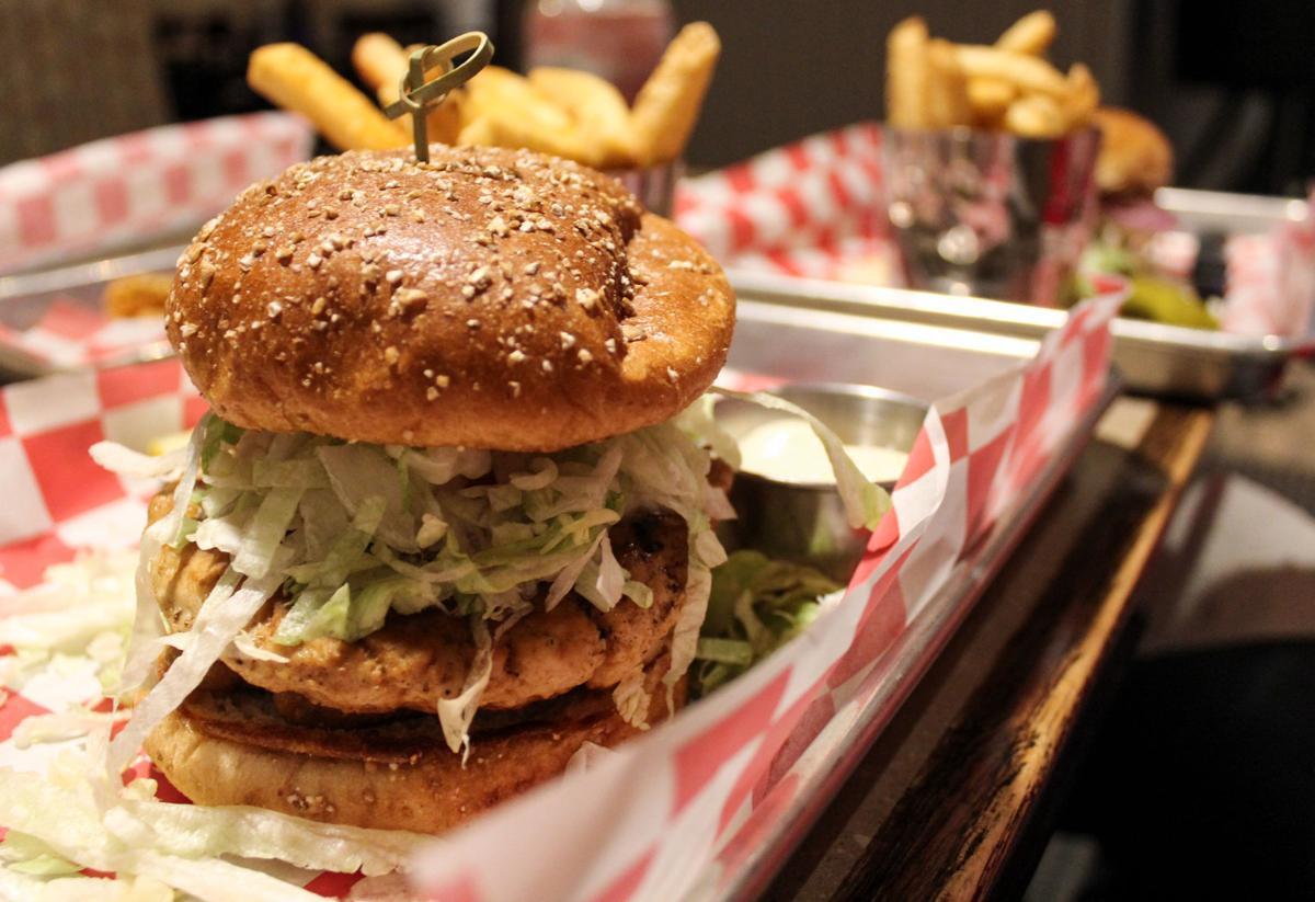 Jb S Burger Kitchen