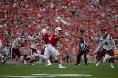 Nebraska vs. Fordham Photo No. 8