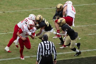 Nebraska Football vs. Purdue Photo No. 6