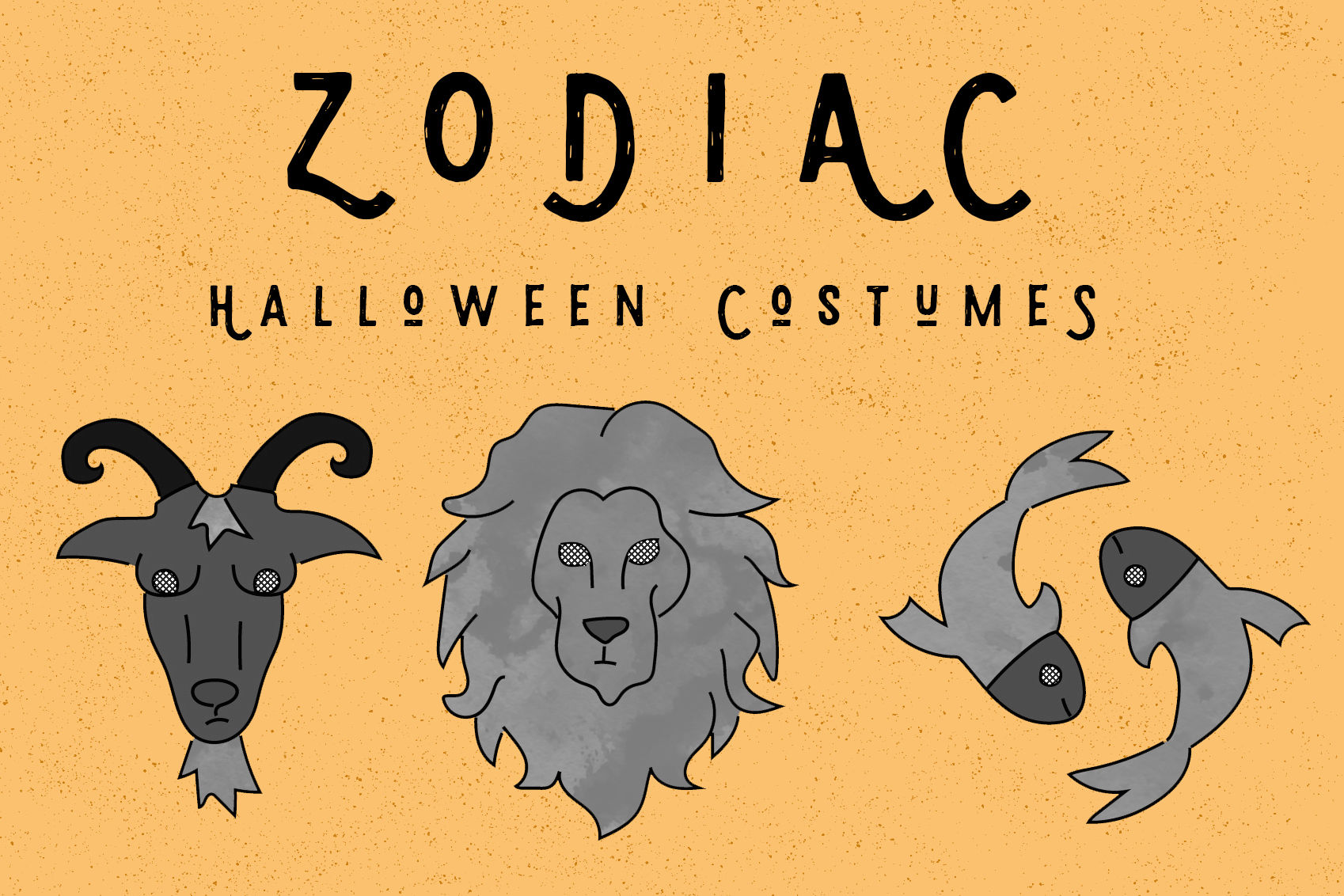 What Halloween costume you should dress as based on your