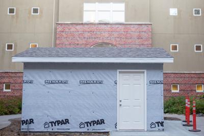 Courtyard Construction