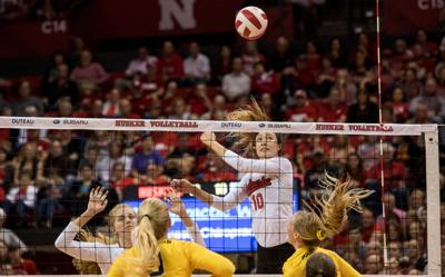 Volleyball vs Michigan 9.21