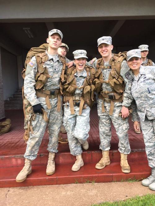 Unl Senior Strives To Follow Family Legacy By Becoming Army Nurse