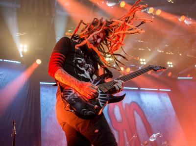 Korn brings lights, special effects to Baxter Arena | Culture