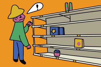 Supermarket Shortages