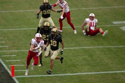 Nebraska Football vs. Purdue Photo No. 20