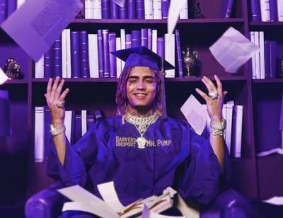 REVIEW: Lil Pump continues disorienting, simple sound in 'Harverd Dropout'