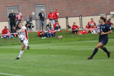 Michigan Soccer 10.10