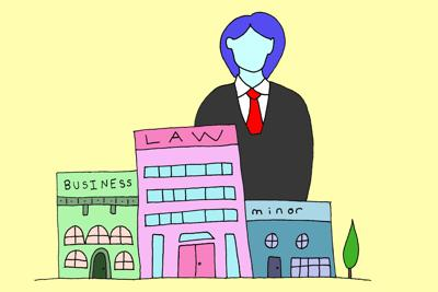 Business and Law have teamed up to create a minor for undergraduates