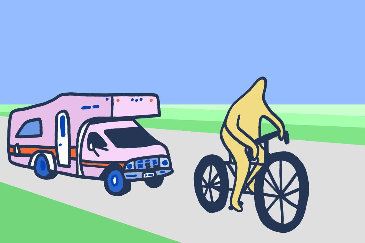Bikes on Roads