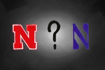 Nebraska vs. Northwestern