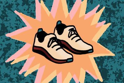 Fleet Foot Lincoln art