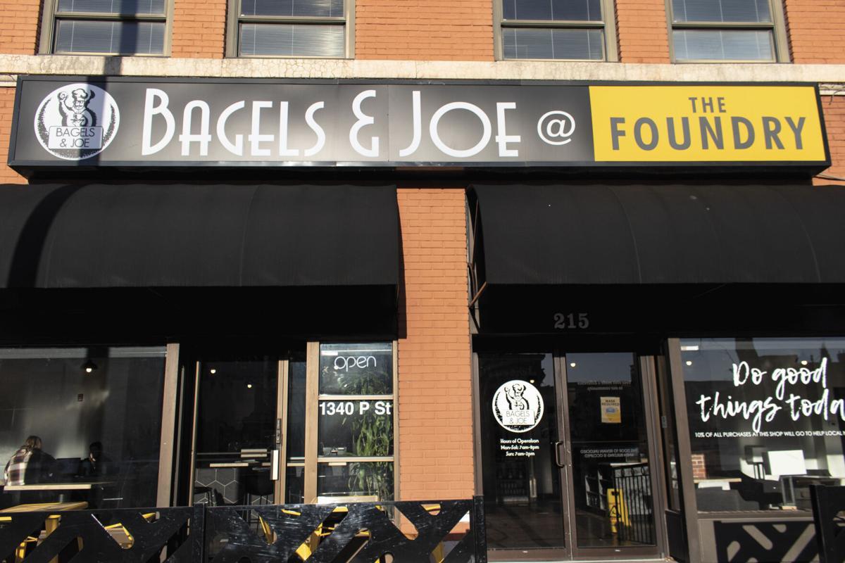 m-newbiz Bagels & Joe