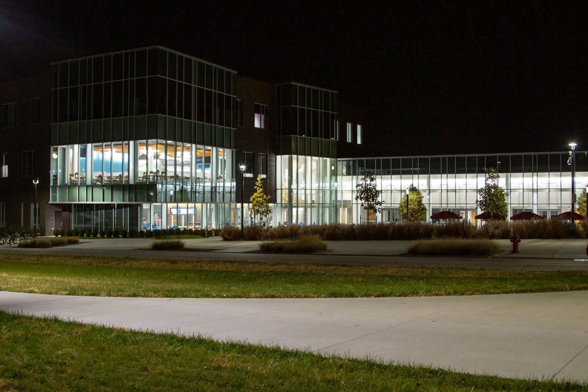 """""""Lights Out"""" Policy - University Health Center - Graham 1"""