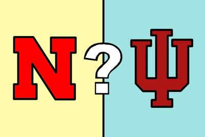 Nebraska vs. Indiana football