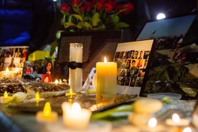 Ukrainian Airlines Crash Memorial - Nebraska Union