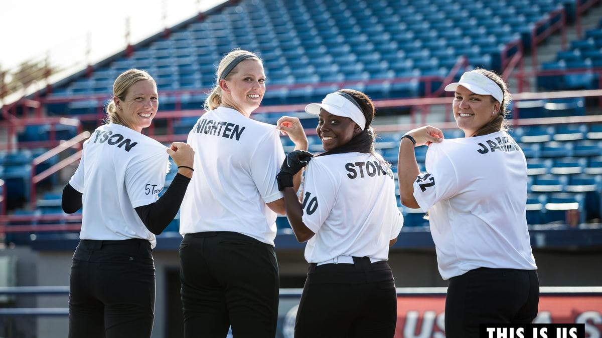 Former Huskers play role in taking stand on 'This Is Us' softball team