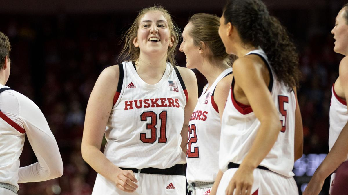 Husker center Kate Cain looking forward to chance to play professionally