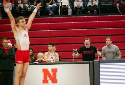 Nebraska Men's Gymnastics Photo No. 18