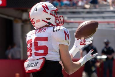 Nebraska Football Spring Game Photo No. 31