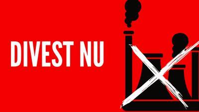 Divest NU Logo