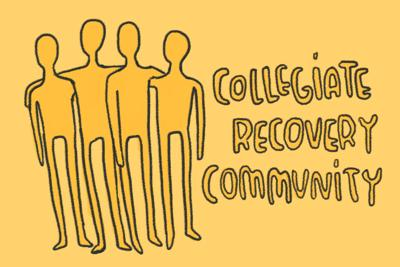 Collegiate Recovery Community Art