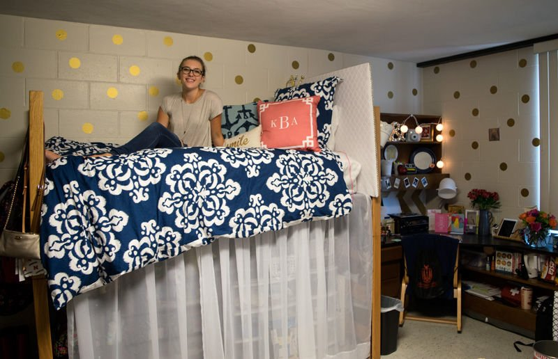 Extreme Dorm Room Makeover