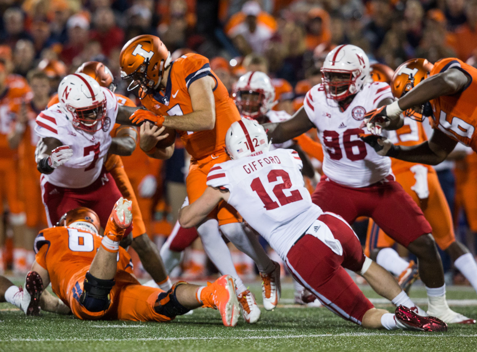 Huskers prepare for stingy Wisconsin defense