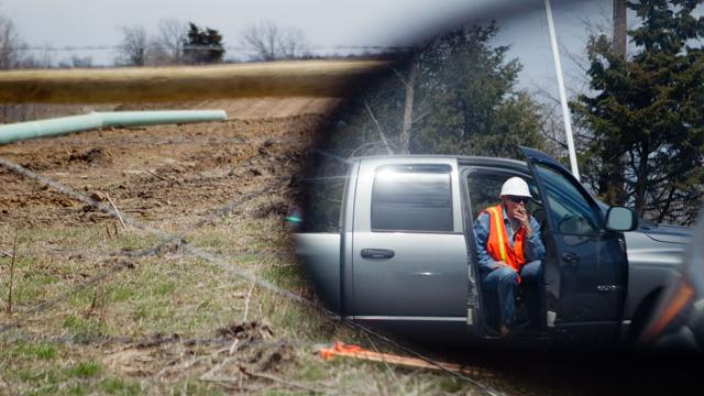 Current Gulf Coast pipeline paves the way for Keystone XL construction
