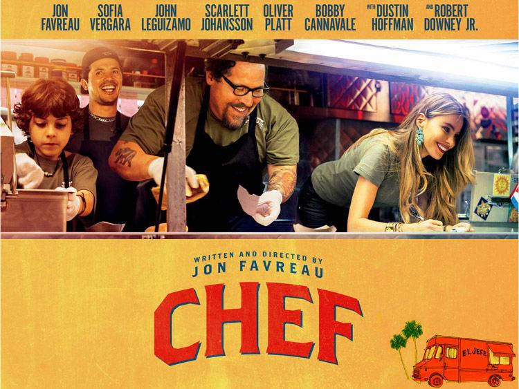 Kết quả hình ảnh cho CHEF FILM