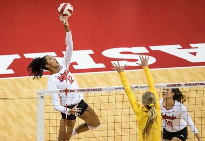Volleyball vs Michigan 9.21