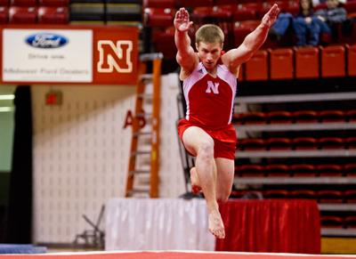 7dcf6a0ea44a NU men's gymnast Mark Ringle overcomes grip lock injury | Sports ...