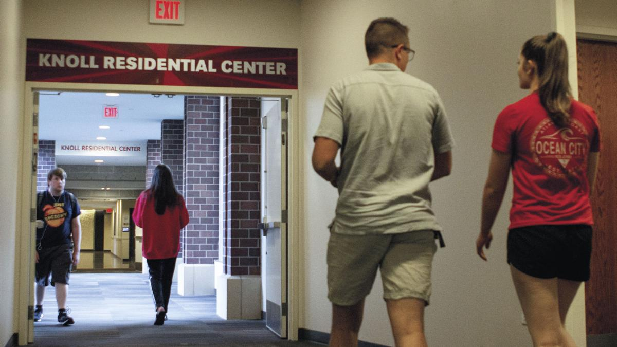 UNL's Honors Program makes a modern move to the Robert E. Knoll Residential Center