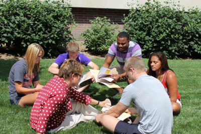 Students connect with youth through UNL mentoring program