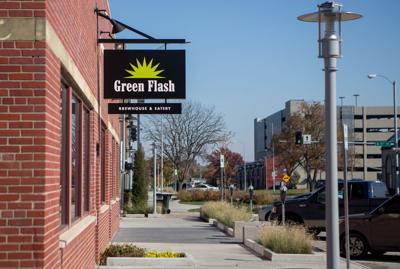 c-greenflash